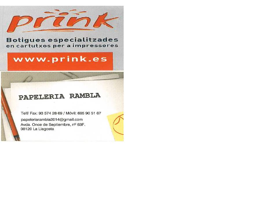 PAPELERIA RAMBLA