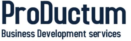 PRODUCTUM BUSINESS DEVELOPMENT SERVICES