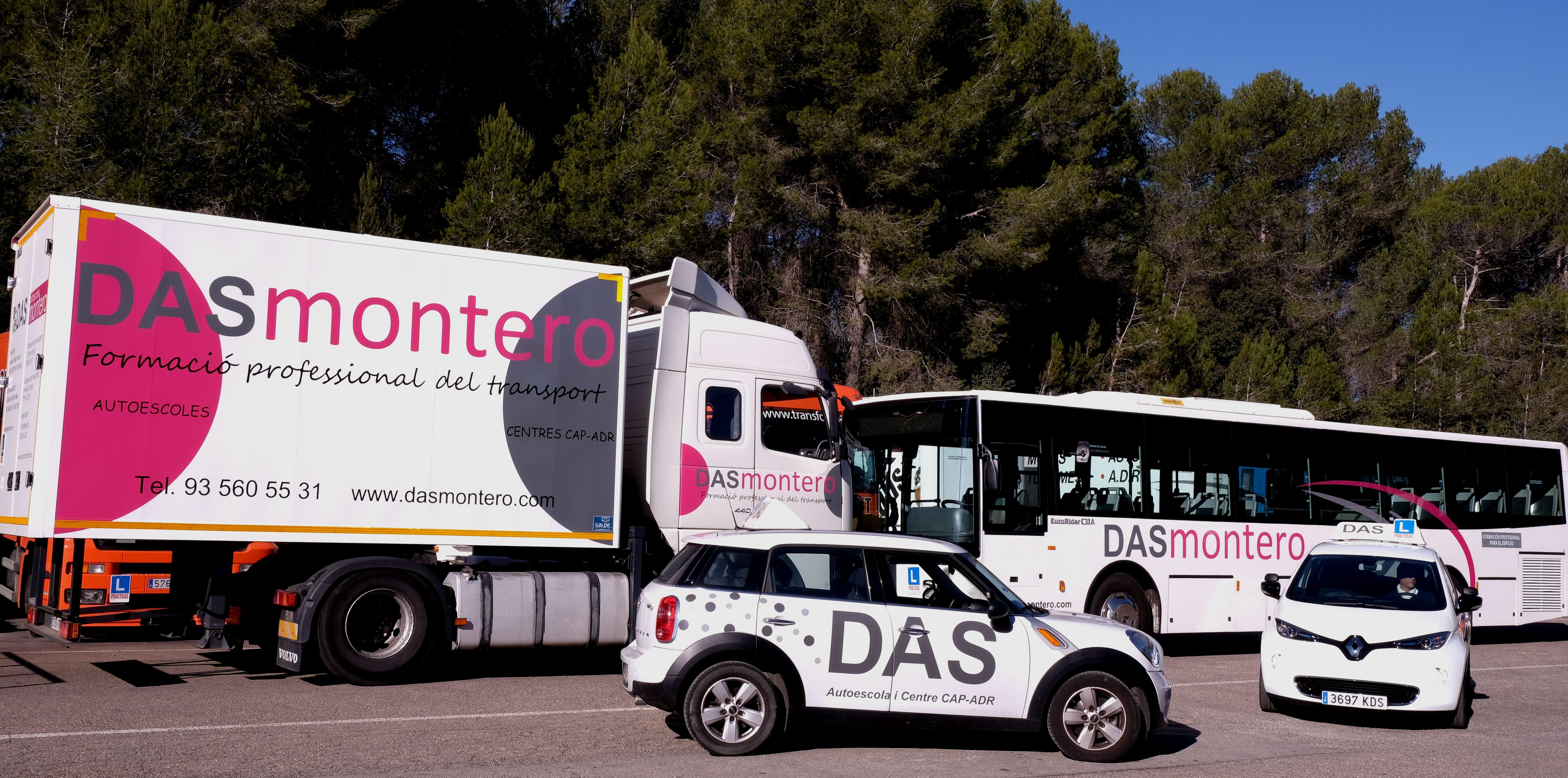 DAS FORMACIO PROFESSIONAL DEL TRANSPORT