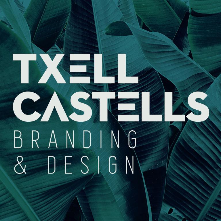 TXELL CASTELLS BRANDING & DESIGN