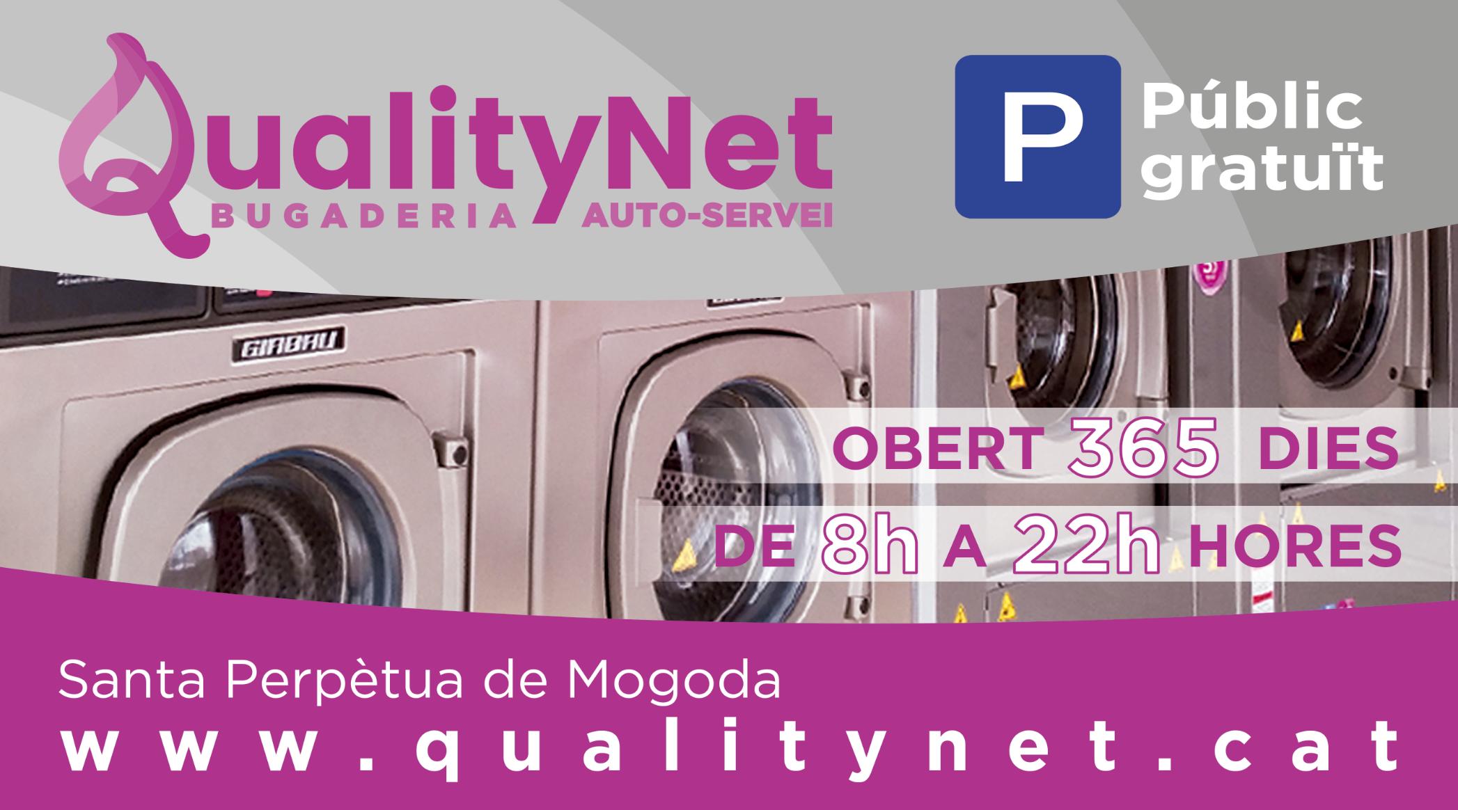 BUGADERIA QUALITY NET
